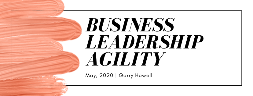 Business and Leadership Agility